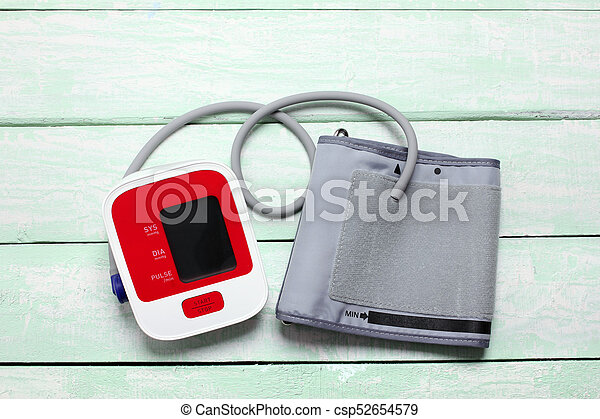 Blood Pressure Monitor - csp52654579