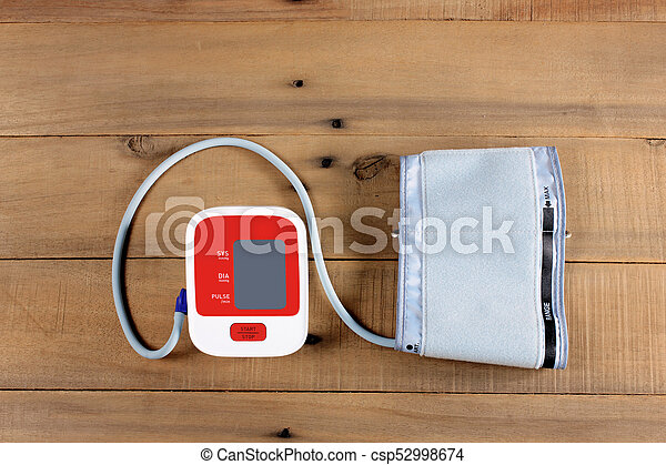Blood Pressure Monitor - csp52998674