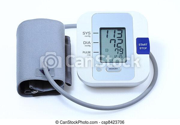 Blood pressure monitor - csp8423706