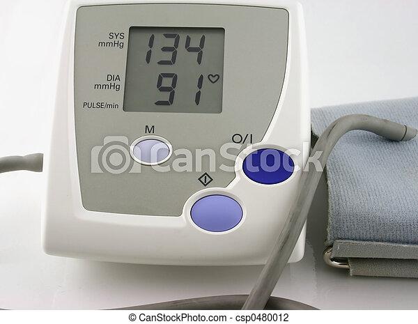 Blood Pressure Monitor - csp0480012