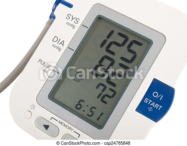 Blood pressure monitor - csp24785848