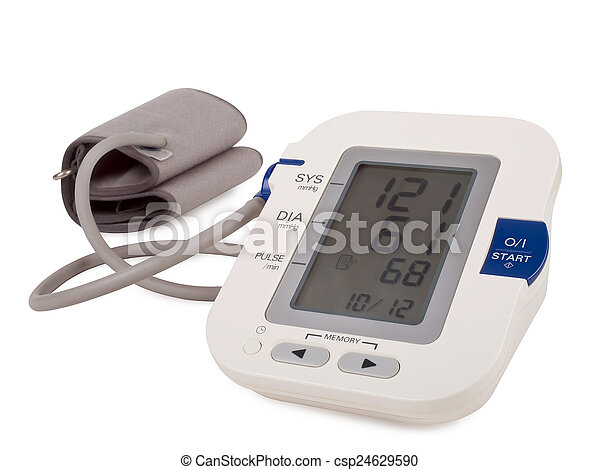 Blood pressure monitor - csp24629590
