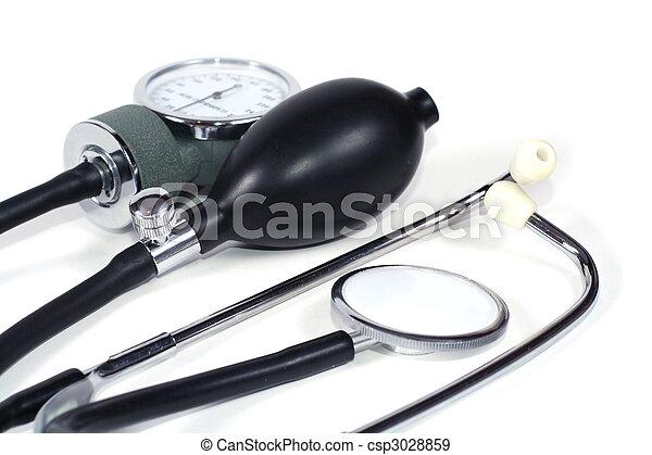 blood pressure monitor - csp3028859