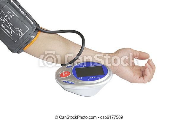 Blood pressure monitor - csp6177589