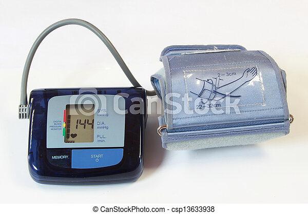 Blood Pressure monitor - csp13633938