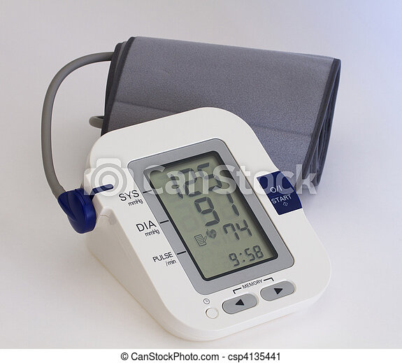 Blood pressure - csp4135441