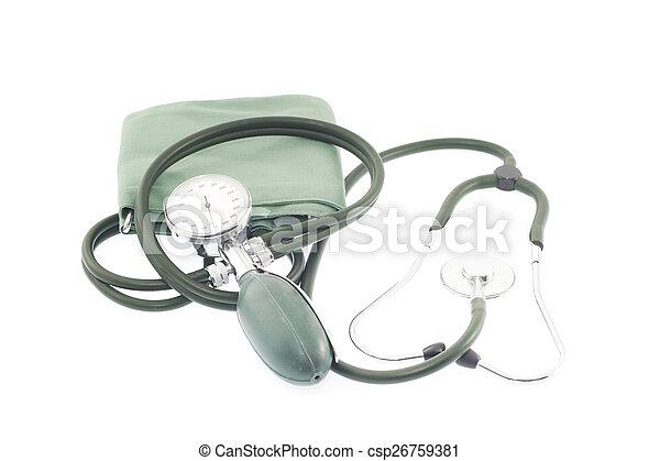 Blood pressure - csp26759381