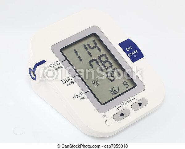 Blood pressure - csp7353018