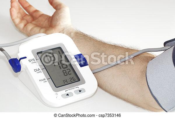 Blood pressure - csp7353146