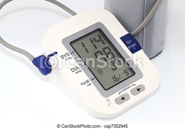 Blood pressure - csp7352945
