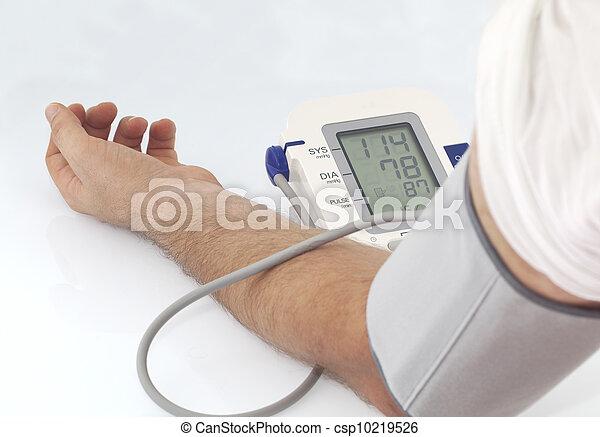Blood pressure - csp10219526