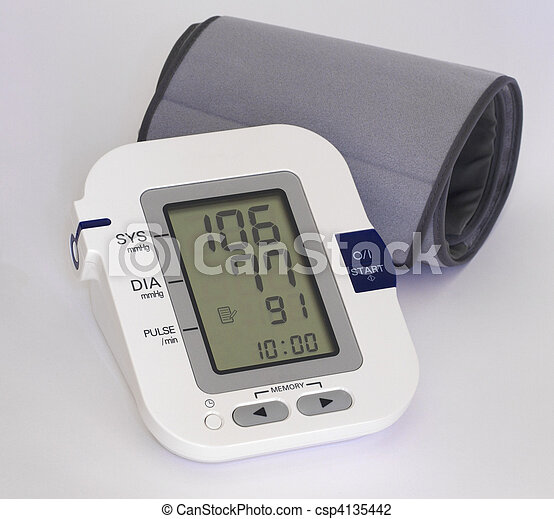 Blood pressure - csp4135442