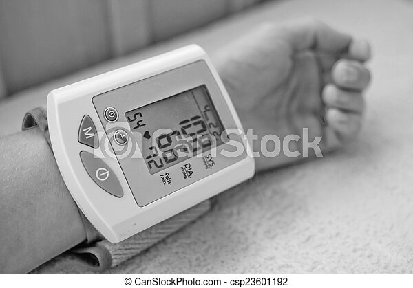 Blood pressure - csp23601192