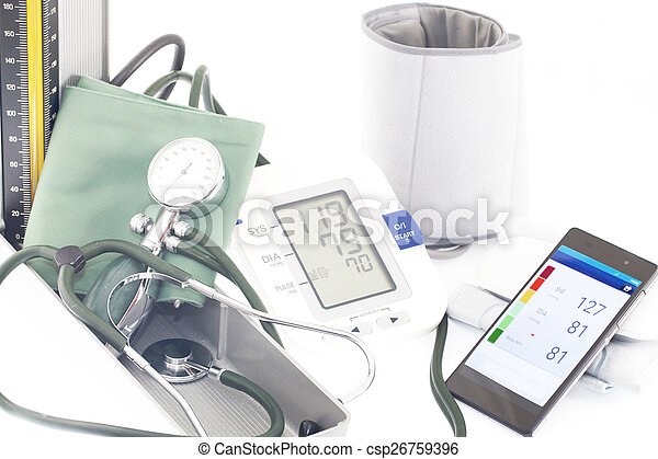 Blood pressure - csp26759396