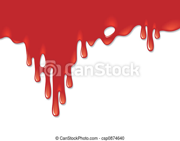 Bloody background - csp0874640