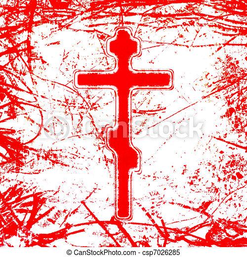 bloody cross - csp7026285