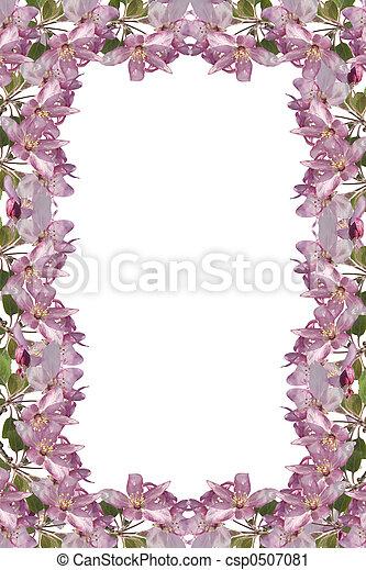 Blossom Frame - csp0507081