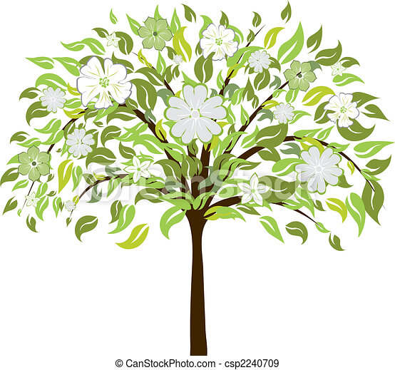 blossom tree - csp2240709