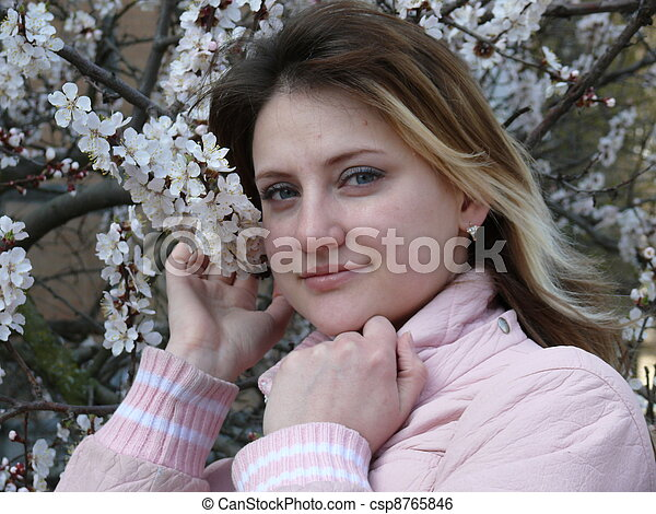 blossoming - csp8765846