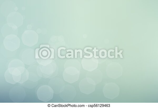 blu, bokeh, verde, jentle, fondo - csp56129463