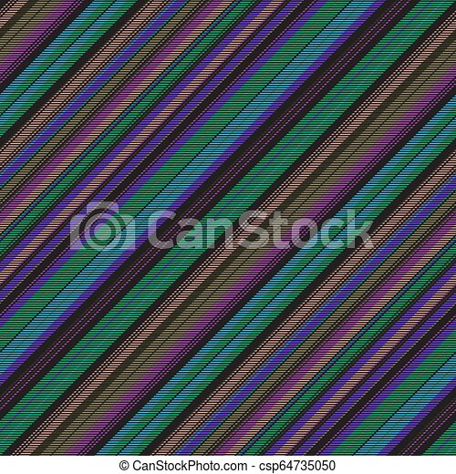 blu, modello, astratto, seamless, sfondo scuro - csp64735050