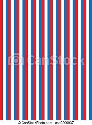 blu, stri, vettore, eps8, bianco rosso - csp9209937