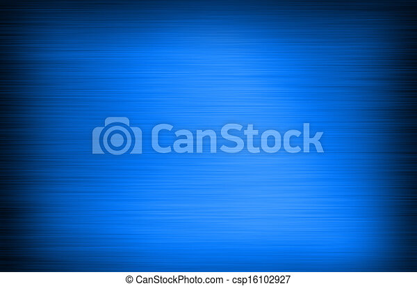 Blue Abstract Background - csp16102927