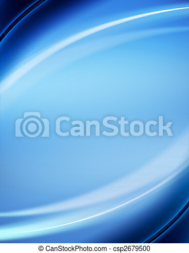 blue abstract background - csp2679500