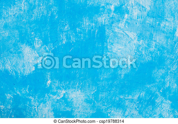blue abstract background - csp19788314