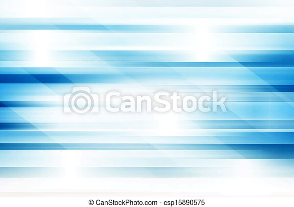 Blue Abstract background - csp15890575