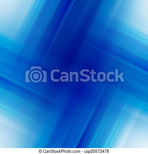 Blue Abstract Background - csp25572478