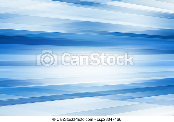 Blue Abstract background - csp23047466