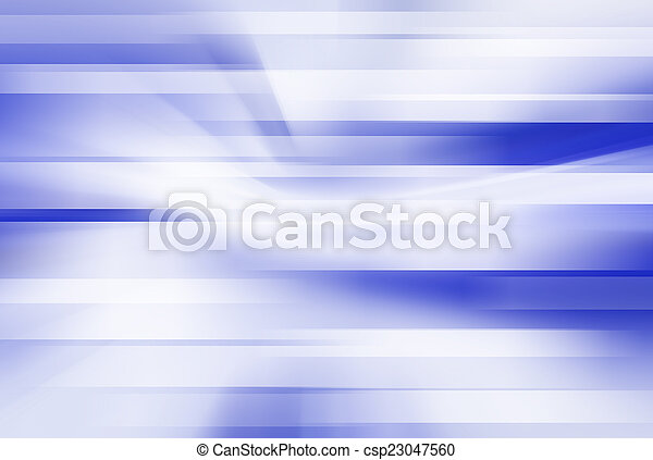 Blue Abstract background - csp23047560