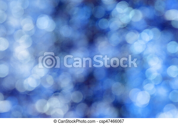 Blue abstract background - csp47466067