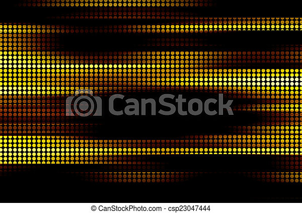 Blue Abstract background - csp23047444