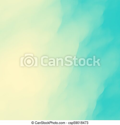 Blue abstract background. Vector illustration for your design. - csp59018473