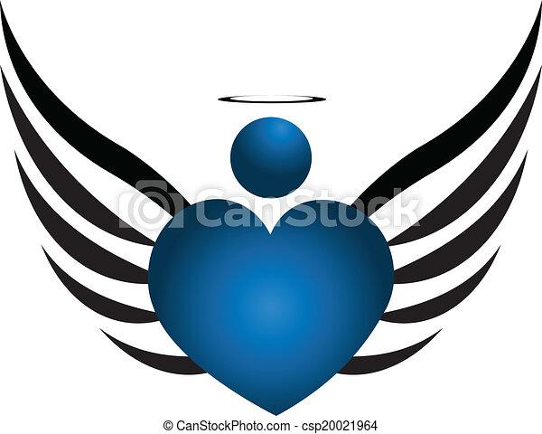 Blue Angel logo - csp20021964