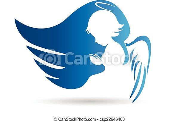 Blue Angel logo - csp22646400