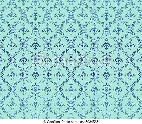 blue background - csp5084565