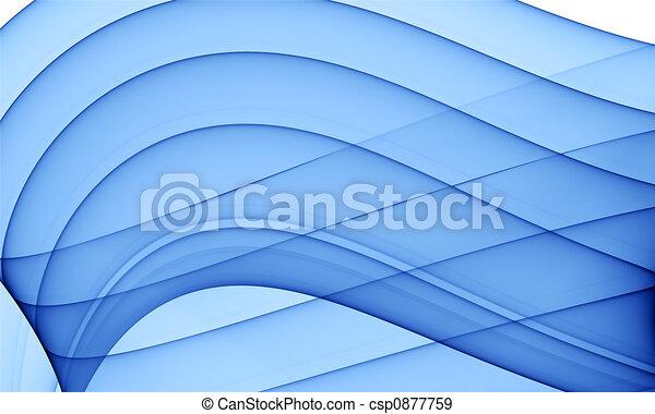 blue background - csp0877759