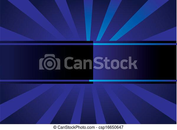 blue background - csp16650647