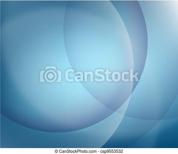 Blue Background - csp9553532