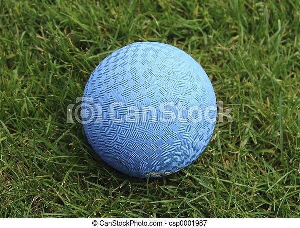 Blue Ball - csp0001987