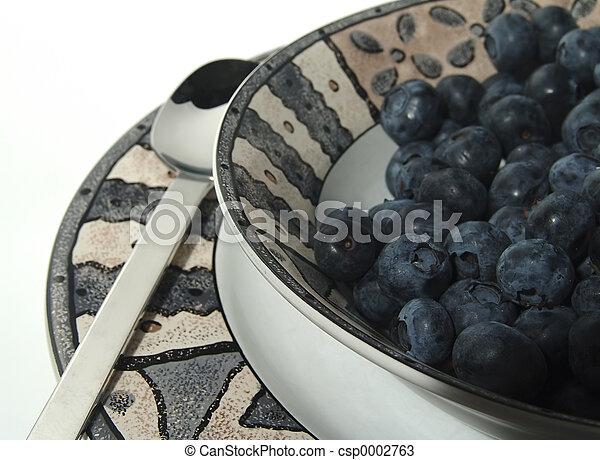 Blue Berries - csp0002763