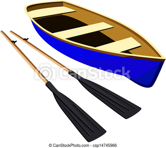 how to use oars on a boat