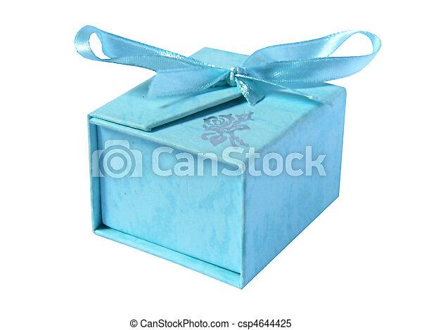 blue box - csp4644425