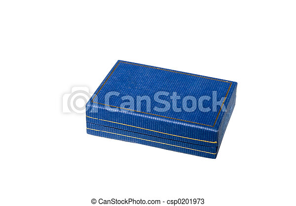 Blue Box - csp0201973