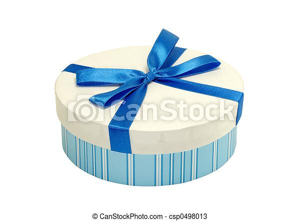 Blue Box - csp0498013