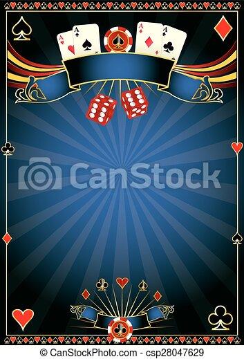 blue Casino - csp28047629