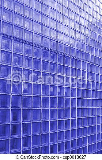 Blue Clear Tile - csp0013627